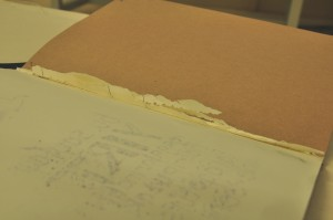 Torn pieces of The Book